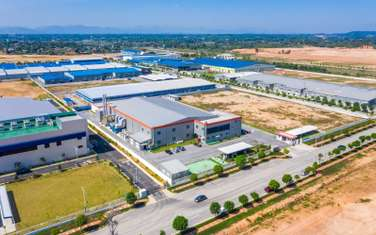 20.000 m2 commercial land for sale in District Yen Phong