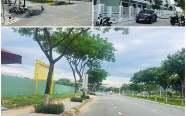 120 m2 land for sale in District Lien Chieu