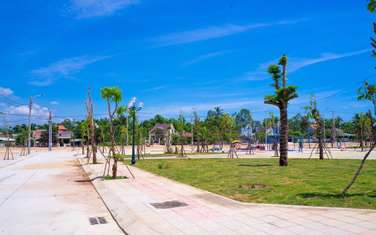 100 m2 residential land for sale in District Binh Son