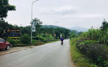 1900 m2 residential land for sale in District Thach That