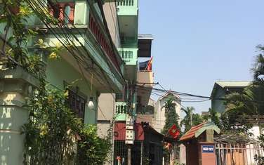 100 m2 residential land for sale in District Thuong Tin