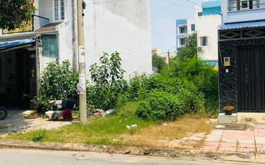 60 m2 residential land for sale in District An Phu