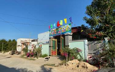 200 m2 residential land for sale in District Ham Thuan Bac