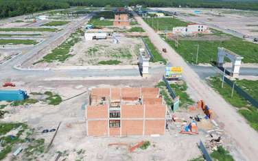 100 m2 residential land for sale in District Chon Thanh