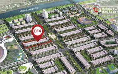 120 m2 residential land for sale in Thanh pho Long Xuyen