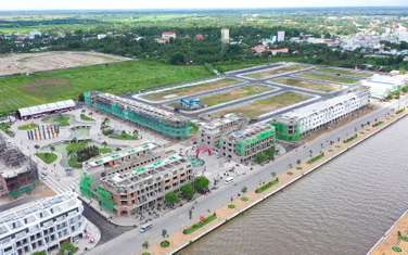 67 m2 residential land for sale in Vi Thanh