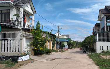 153 m2 residential land for sale in Dong Ha