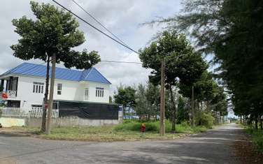 128 m2 residential land for sale in Ba Ria