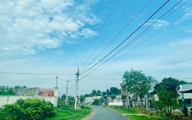 210 m2 land for sale in Phu My town