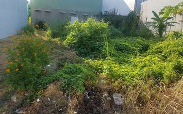 71.5 m2 residential land for sale in Thanh pho Long Xuyen