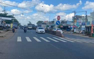 83 m2 residential land for sale in District Thong Nhat