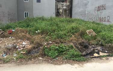 60 m2 residential land for sale in District Gia Lam