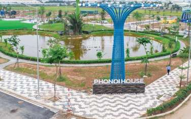 61 m2 land for sale in District My Hao