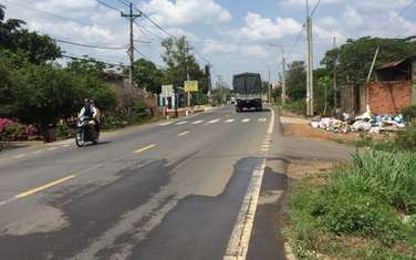 130 m2 land for sale in District Thong Nhat