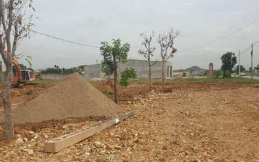 80 m2 land for sale in Thanh pho Thanh Hoa