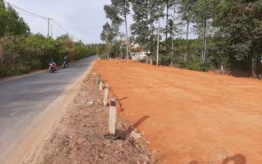 3000 m2 land for sale in District Long Thanh