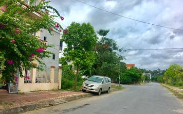 102 m2 commercial land for sale in District Yen My