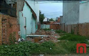 98 m2 residential land for sale in District Bau Bang