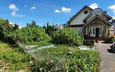 510 m2 residential land for sale in Thanh pho Da Lat