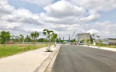 100 m2 residential land for sale in District Binh Tan
