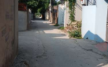 240 m2 residential land for sale in District Van Lam