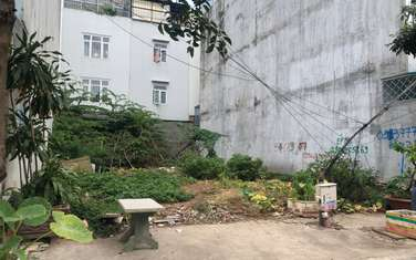 119 m2 residential land for sale in District Cu Chi