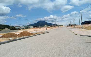 110 m2 land for sale in District Sa Thay