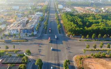 180 m2 residential land for sale in District Dong Phu