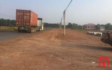 1000 m2 residential land for sale in District Ben Cat