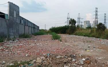 120 m2 residential land for sale in District Hon Quan