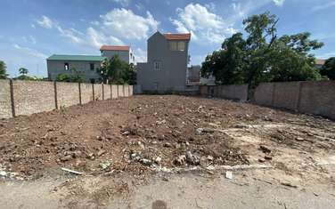 150 m2 residential land for sale in District Ben Cat