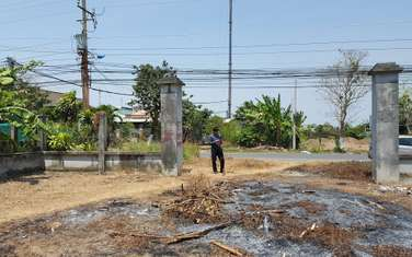 703 m2 residential land for sale in District Go Cong Dong