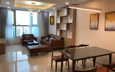 3 bedroom Apartment for rent in District Bac Tu Liem