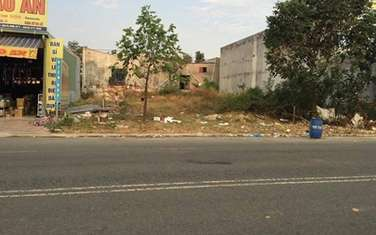 2050 m2 residential land for sale in Thi xa Dong Xoai