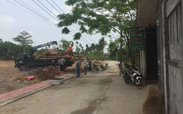 80 m2 land for sale in District Hoa Vang