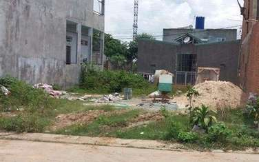 55.5 m2 land for sale in Vung Tau