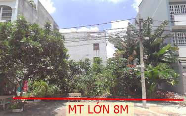 93 m2 residential land for sale in District Thu Duc