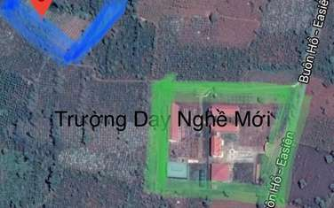 6054 m2 residential land for sale in Thi xa Buon Ho