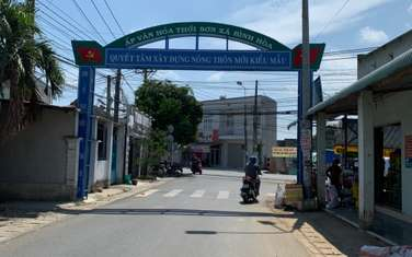 136 m2 residential land for sale in District Vinh Cuu