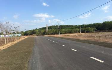 1100 m2 residential land for sale in District Dong Phu