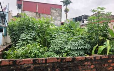 58 m2 residential land for sale in District Long Bien
