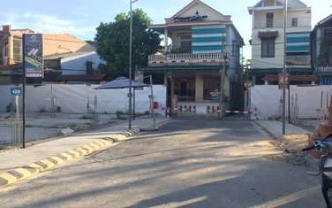 102 m2 land for sale in Thanh pho Hue