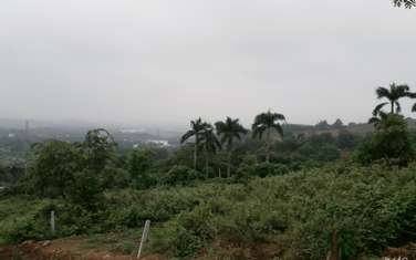 200 m2 residential land for sale in District Luong Son