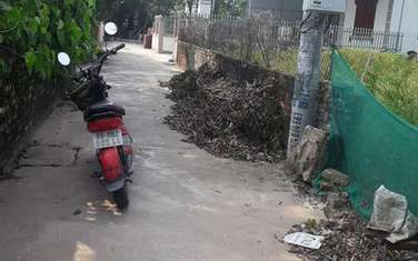 165 m2 residential land for sale in District Khoai Chau