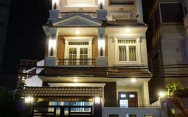 4 bedroom Private House for rent in District Go Vap