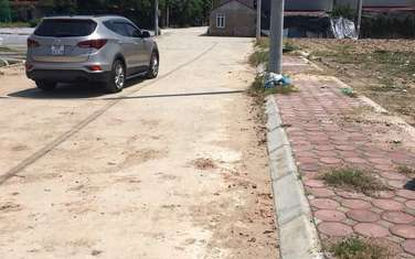 65 m2 residential land for sale in District Dong Anh