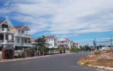160 m2 residential land for sale in Thanh pho Tuy Hoa