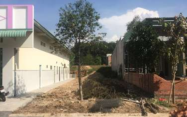 300 m2 residential land for sale in District Dau Tieng
