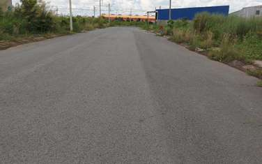 100 m2 residential land for sale in District Duc Hoa