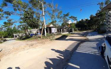 102 m2 residential land for sale in District Huong Thuy